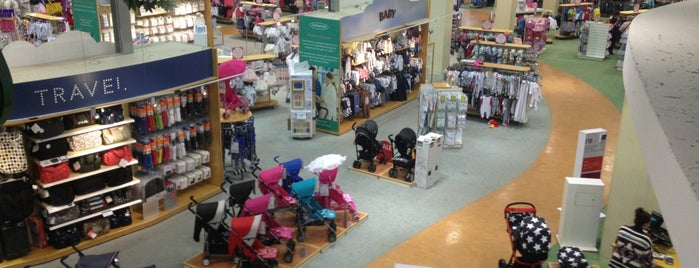 Mothercare is one of Nick 님이 좋아한 장소.