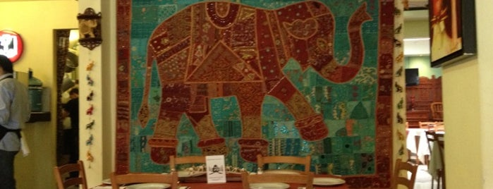 Taj Mahal is one of DF Dining.