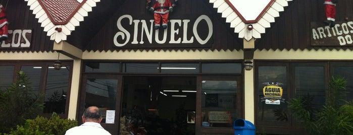 Sinuelo is one of Cuiaba MT.