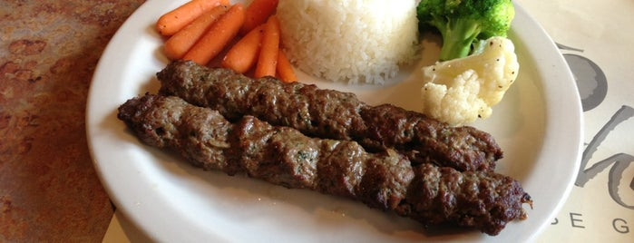 Shishka Lebanese Grill is one of Fort Laud.