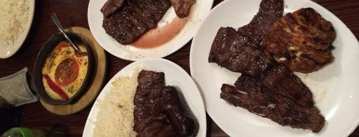 Angus Steak House is one of Lieux sauvegardés par Carl.