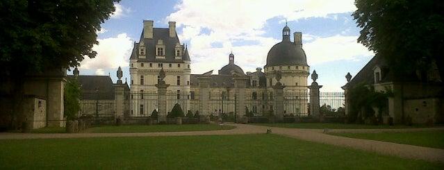 Château de Valençay is one of Bienvenue en France !.