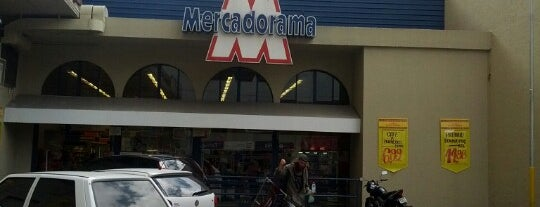 Mercadorama is one of Shopping,Lojas e Supermercados.