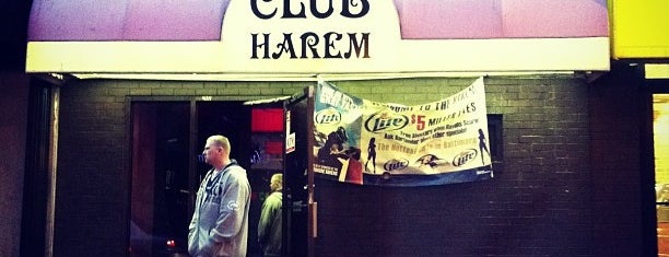 Club Harem is one of Favorite Nightlife Spots.