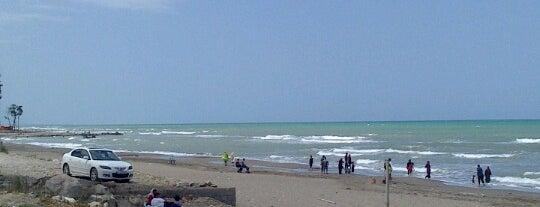 Sisangan Beach | ساحل سیسنگان is one of Lieux qui ont plu à Nora.
