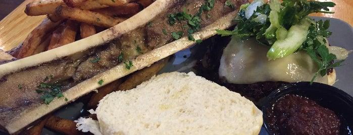 Grind Burger Kitchen is one of Posti salvati di TaintSmack.
