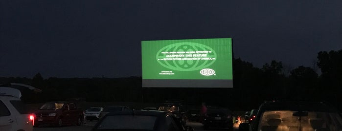 Sauerbeck Family Drive-In is one of TAKE ME TO THE DRIVE-IN, BABY.