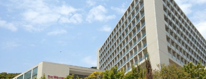 The Westin Awaji Island is one of The vest hotel.