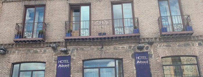 Hotel Abad Toledo is one of Iberia with JetSetCD.