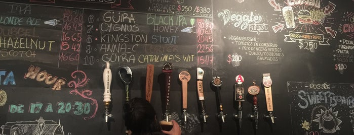 On Tap is one of Argentina.