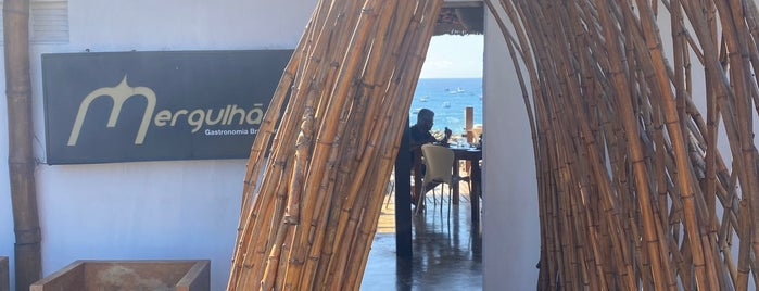 Restaurante Mergulhão is one of Noronha.