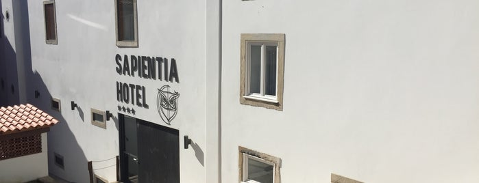 Sapientia Boutique Hotel is one of Coimbra.