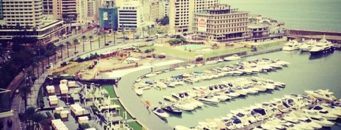 Beirut Marina Yacht Club is one of Bierut بيروت.