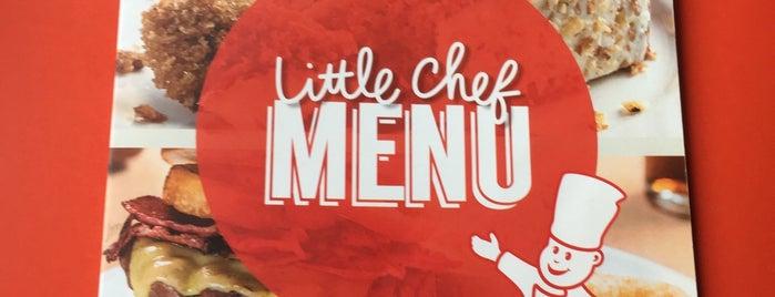 Little Chef is one of Lugares favoritos de Simon.
