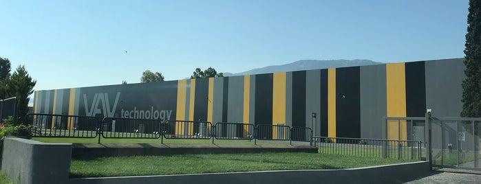 VAV Technology GmbH HQ is one of Lieux qui ont plu à K. Umut.