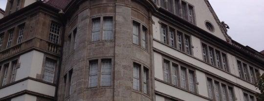 Galeria Karstadt Kaufhof is one of Wallace : понравившиеся места.