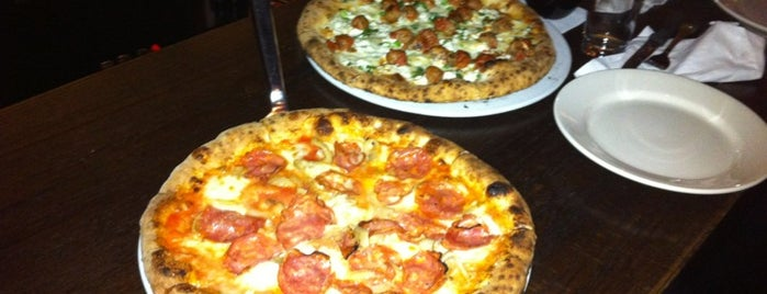 San Marzano Brick Oven Pizza is one of Alice & Harry's Wedding Weekend.