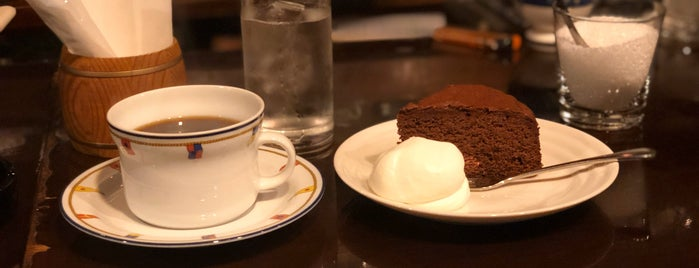 coffee square do is one of 夜のカフェ.