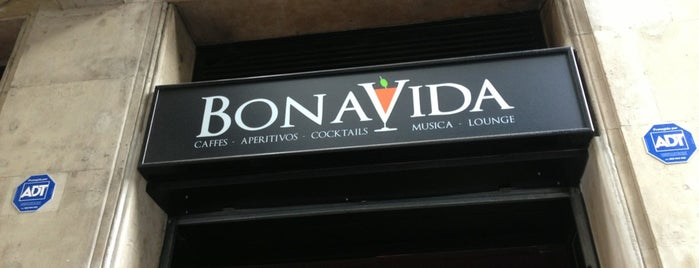 Bona Vida is one of afterwork.