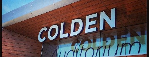 Colden Center Auditorium is one of Locais curtidos por Sara.