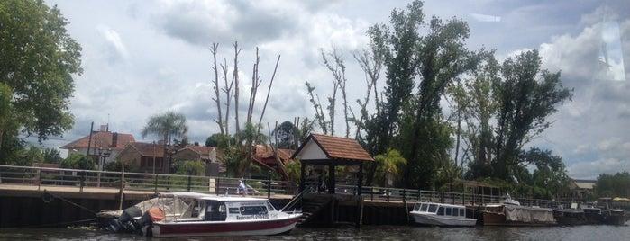 Río Tigre is one of Lugares favoritos de Martin L..