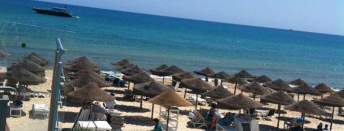 The Sindbad Hotel Hammamet is one of Túnez.