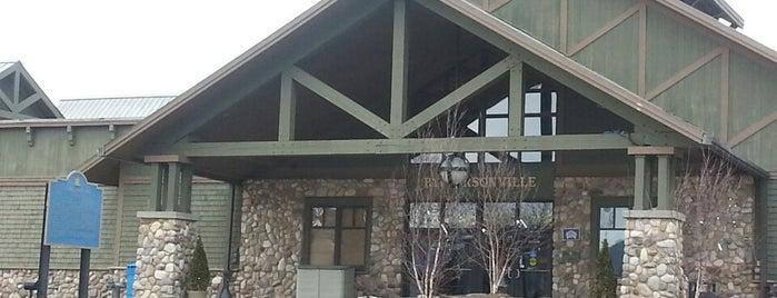 Pattersonville Travel Plaza is one of Ingrid 😜'ın Kaydettiği Mekanlar.