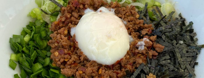 Menya Hanabi is one of Good eats 2.