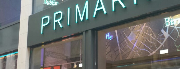 Primark is one of Locais curtidos por Krishanu.