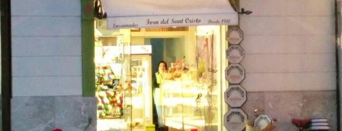 Horno Santo Cristo (C/Paraires, 2) is one of Mallorca.