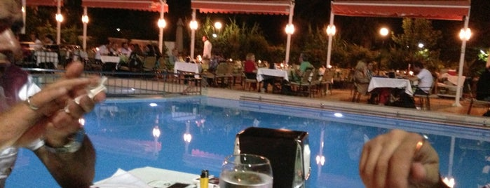 Atan Park Fasıl Restaurant is one of Yusuf : понравившиеся места.