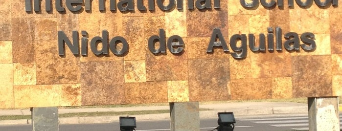 Nido de Aguilas is one of Loredana's Liked Places.