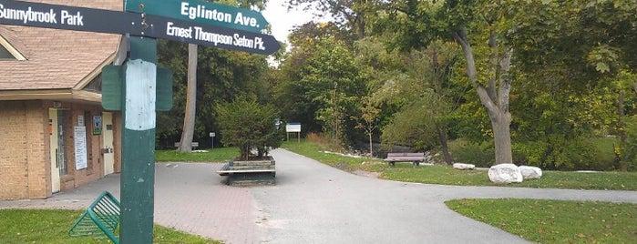 E. T. Seton Park is one of Tempat yang Disukai Chyrell.