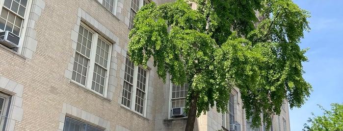 Erasmus Hall High School is one of 🗽 NYC - Brooklyn.
