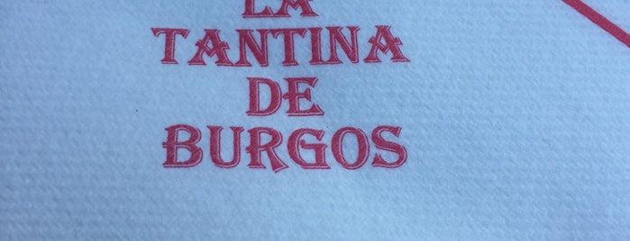 La Tantina de Burgos is one of Gabriela 님이 저장한 장소.