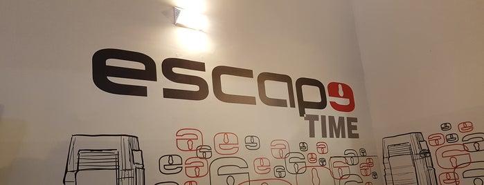 Escape Time is one of Posti salvati di Taiani.