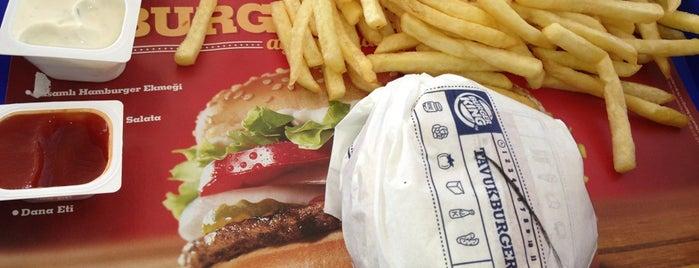 Burger King is one of Lugares favoritos de Fikriye.