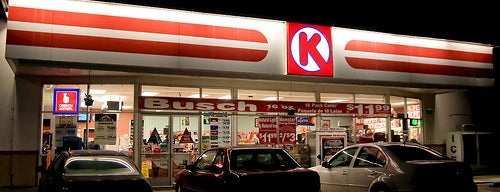 Circle K is one of Estevan 님이 좋아한 장소.