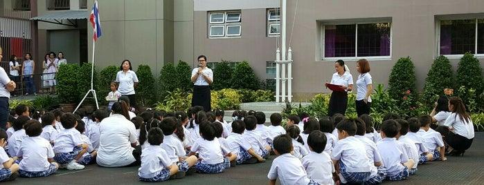 Beaconhouse Yamsaard Ladprao School is one of Pravit'in Beğendiği Mekanlar.