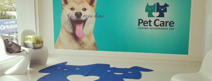 Pet Care Pacaembu is one of Claudio 님이 좋아한 장소.
