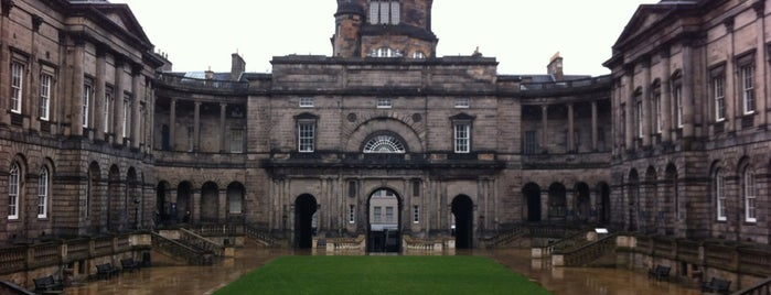 Old College, The University Of Edinburgh is one of Part 1 - Attractions in Great Britain.