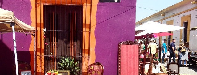 Callejón Cultural Barrio Antiguo is one of [To-do] Monterrey.