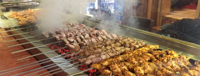Adana Grillhaus is one of Berlin.