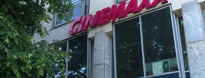 CinemaxX München is one of Munich Social.