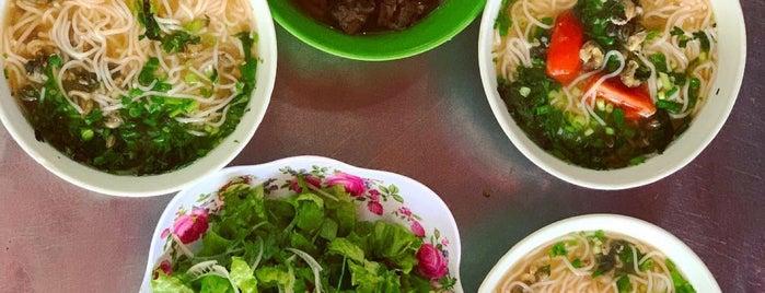 Bún Ốc Cô Thêm is one of Vietnam.