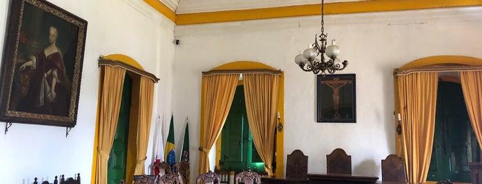 Câmara Municipal de Mariana is one of Lugares favoritos de Thais.