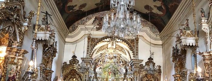 Catedral Basílica de Nossa Senhora do Pilar is one of Lugares favoritos de Thais.