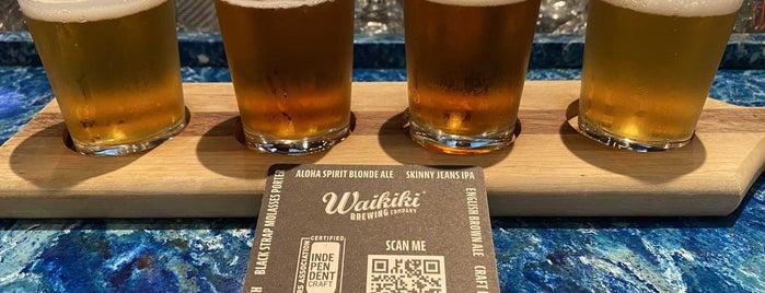 Waikīkī Brewing Company is one of 🚁 Hawaii 🗺.