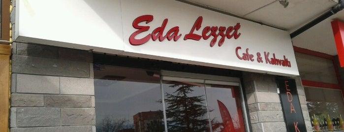 Eda Lezzet is one of Locais curtidos por Merve.