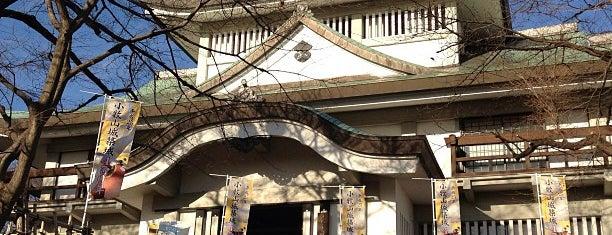 小牧城(小牧市歴史館) is one of ドライブ|お城スタンプラリー.
